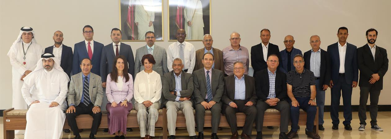 THE DOHA INSTITUTE FOR GRADUATE STUDIES WELCOMES NEW PROFESSORS