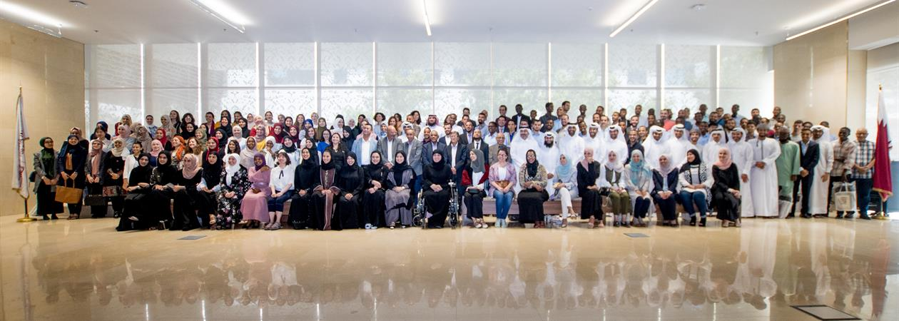 The Doha Institute for Graduate Studies launches a Orientation Day for 250 new students
